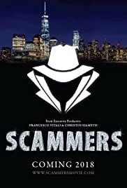 Scammers Poster