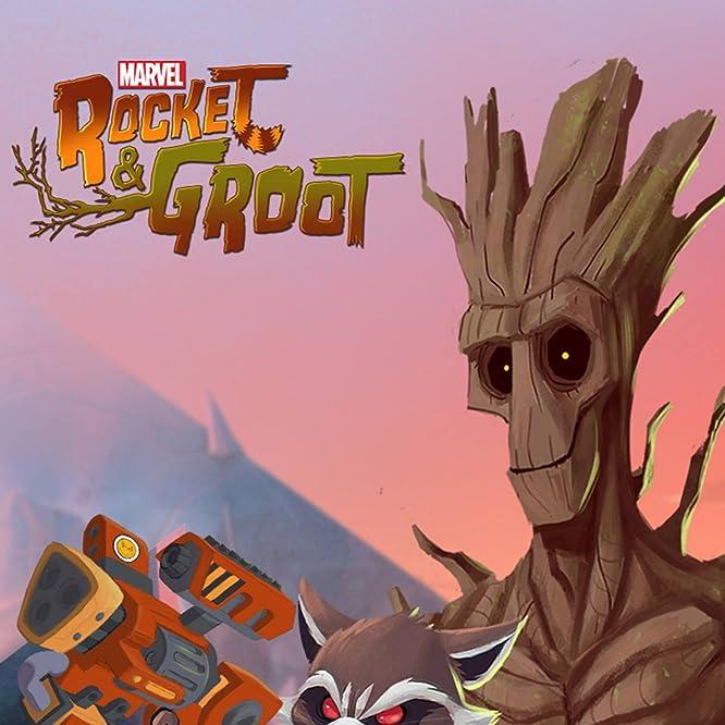 Rocket & Groot (2017)