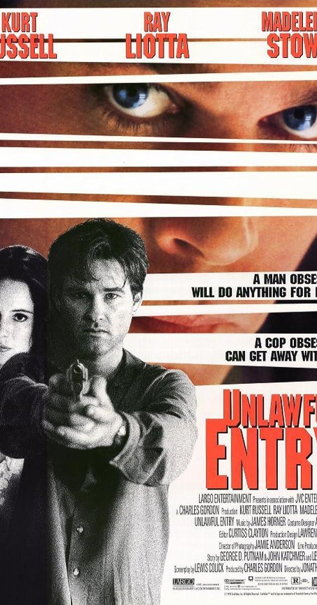 Unlawful Entry (1992) - IMDb