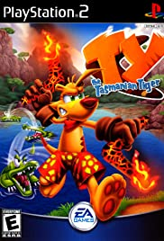 Ty the Tasmanian Tiger Poster