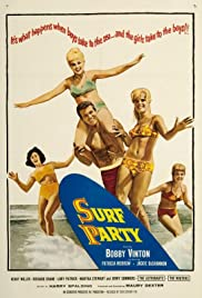 Surf Party (1964) Poster - Movie Forum, Cast, Reviews