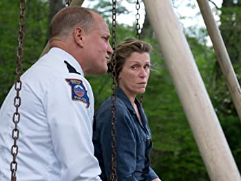 Woody Harrelson and Frances McDormand in Three Billboards Outside Ebbing, Missouri (2017)
