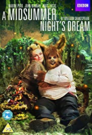 A Midsummer Night's Dream (2016) Poster - Movie Forum, Cast, Reviews