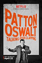 Image of Patton Oswalt: Talking for Clapping