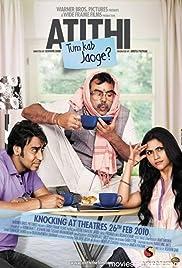 Atithi Tum Kab Jaoge?(2010) Poster - Movie Forum, Cast, Reviews