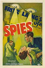 Spies(1929)