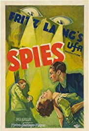 Spies (1928) Poster - Movie Forum, Cast, Reviews
