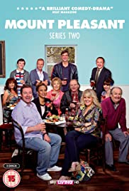Mount Pleasant Poster - TV Show Forum, Cast, Reviews