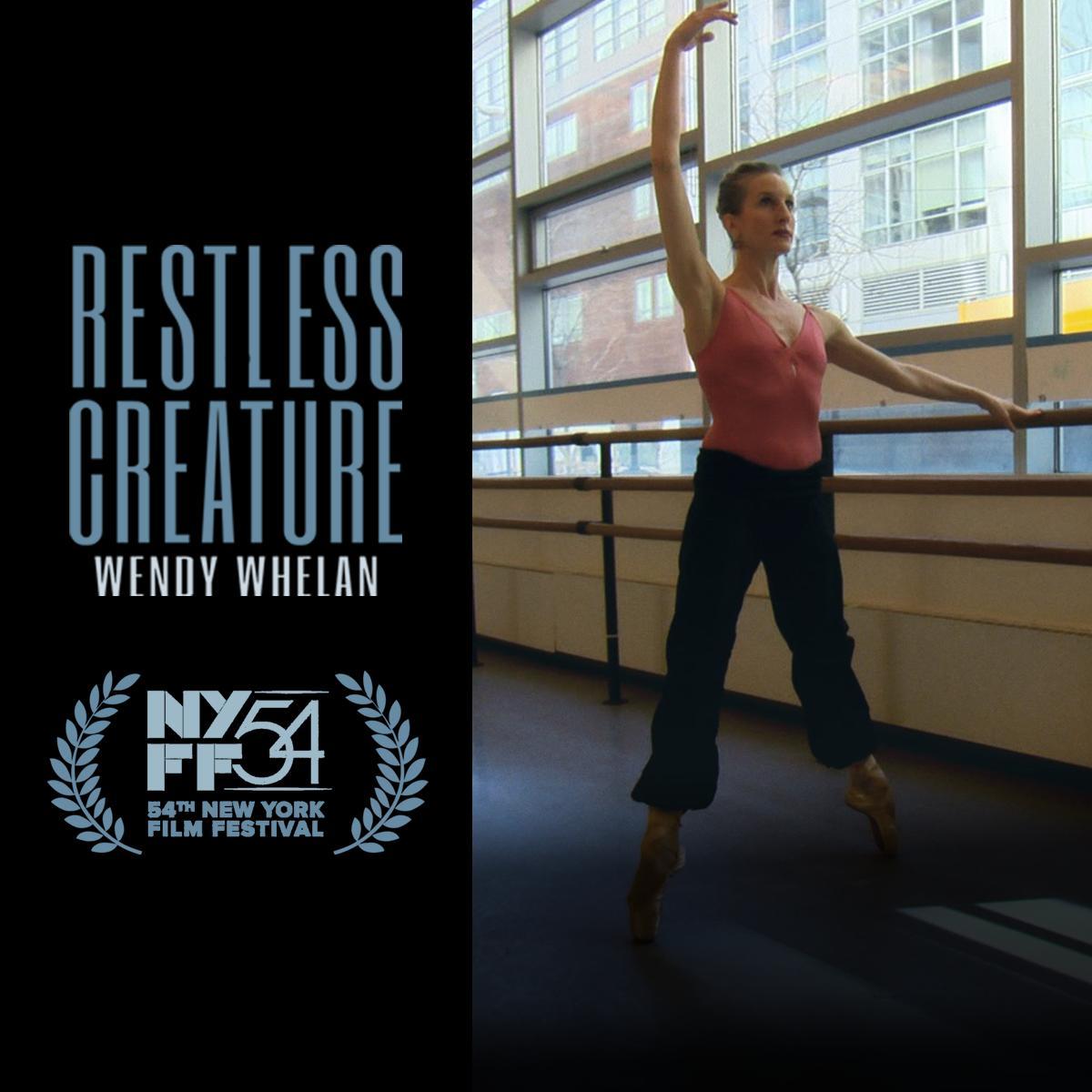 image Restless Creature: Wendy Whelan Watch Full Movie Free Online