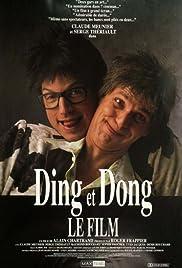 Ding et Dong le film Poster