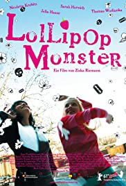Lollipop Monster Poster