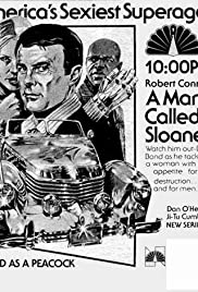 A Man Called Sloane Poster