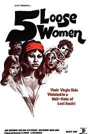 Five Loose Women(1974) Poster - Movie Forum, Cast, Reviews