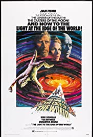 The Light at the Edge of the World Poster