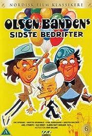 Olsen-bandens sidste bedrifter(1974) Poster - Movie Forum, Cast, Reviews