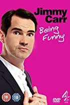 Image of Jimmy Carr: Being Funny