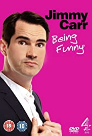 Jimmy Carr: Being Funny Poster