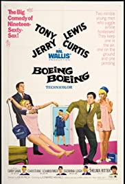 Boeing, Boeing (1965) Poster - Movie Forum, Cast, Reviews