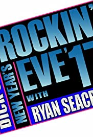 Dick Clark's New Years Rockin' Eve with Ryan Seacrest 2017 Poster