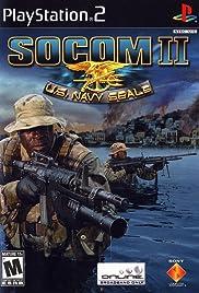 SOCOM II: U.S. Navy SEALs Poster