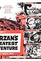 Image of Tarzan's Greatest Adventure