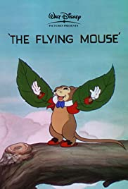 The Flying Mouse Poster