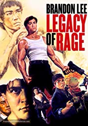 Legacy of Rage (1986) poster