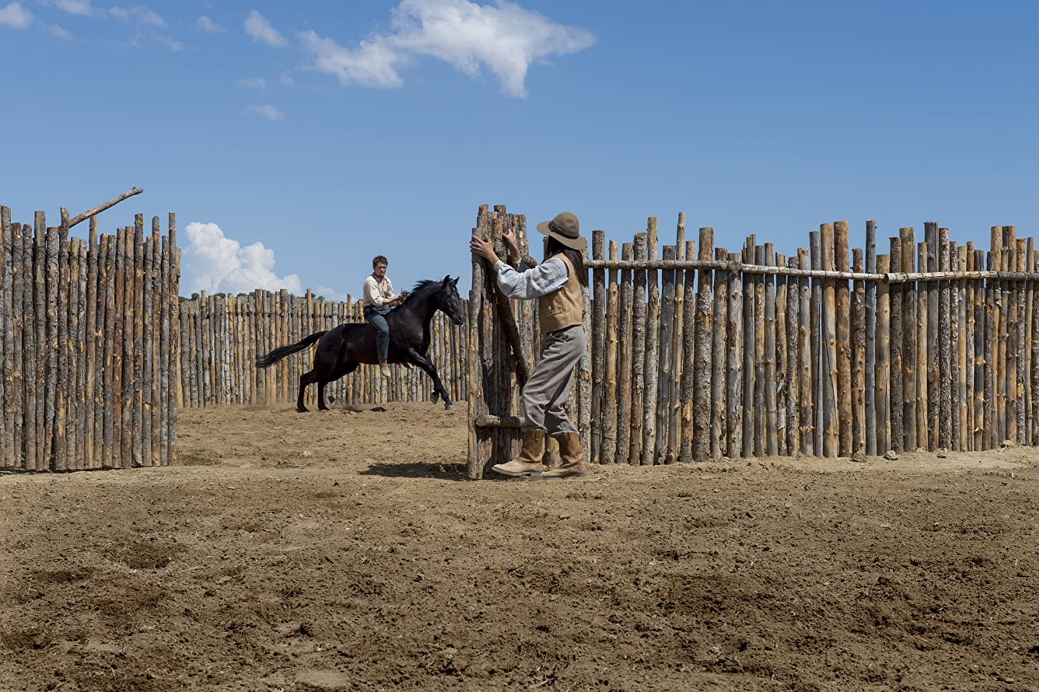Godless S01E01 – An Incident at Creede, serial onlin subtitrat în Română