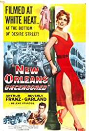 New Orleans Uncensored Poster
