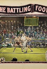 The Battling Fool Poster