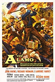 The Alamo (1960) Poster - Movie Forum, Cast, Reviews