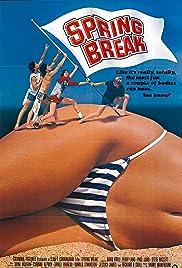 Spring Break(1983) Poster - Movie Forum, Cast, Reviews