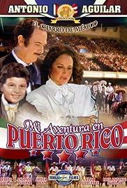 Mi aventura en Puerto Rico Poster