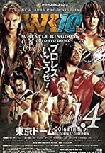 NJPW Wrestle Kingdom 10
