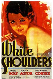 White Shoulders Poster