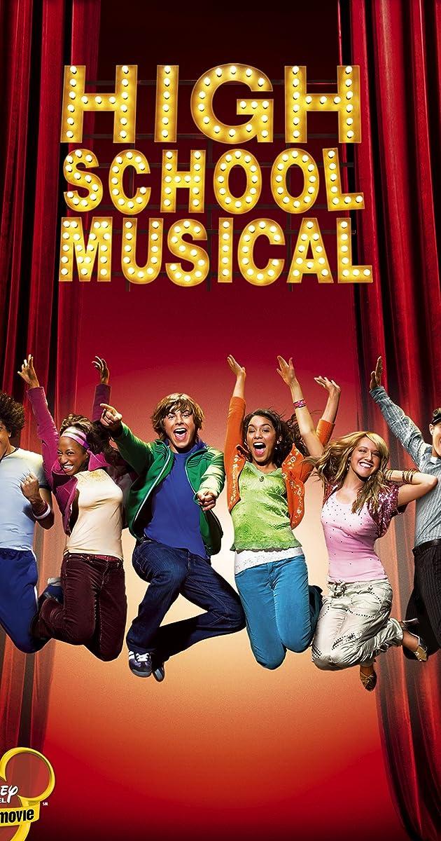 Mokyklos miuziklas / High School Musical (2006) Online