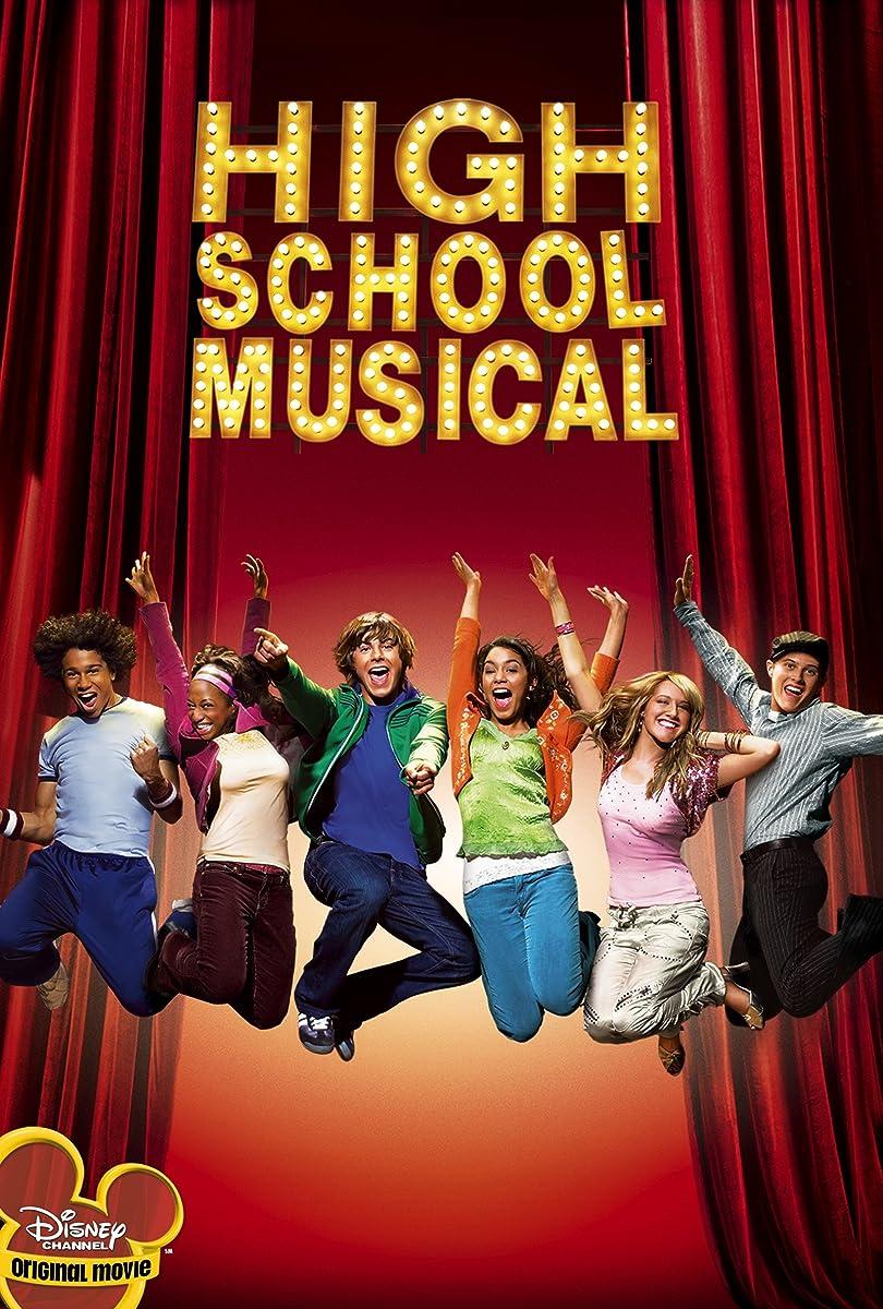 Mokyklos miuziklas / High School Musical (2006)