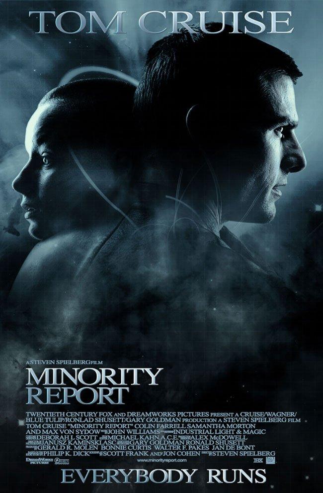 Minority Report 2002 720p BRRip Dual Audio Watch Online Free Download At Movies365