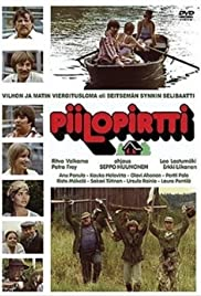 Piilopirtti Poster