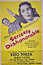Image of Strictly Dishonorable