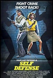 Self Defense(1983) Poster - Movie Forum, Cast, Reviews