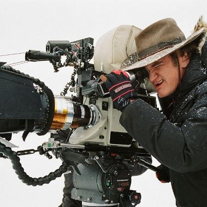 Quentin Tarantino in The Hateful Eight (2015)
