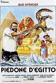 Piedone d'Egitto(1980) Poster - Movie Forum, Cast, Reviews