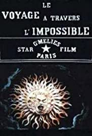 Le voyage à travers l'impossible (1904) Poster - Movie Forum, Cast, Reviews
