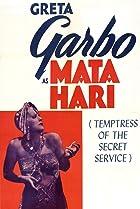 Mata Hari (1931) Poster