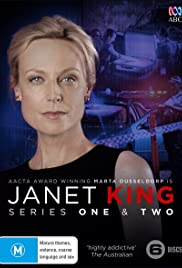Janet King Poster - TV Show Forum, Cast, Reviews