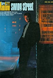 Barry Manilow: Big Fun on Swing Street Poster