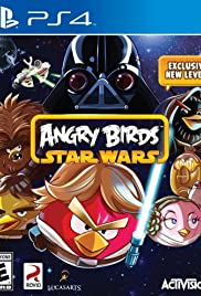 Angry Birds Star Wars Poster