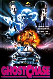 Ghost Chase (1987) Poster - Movie Forum, Cast, Reviews