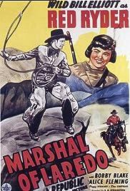 Marshal of Laredo Poster